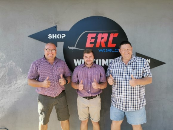 Caravan sales team in Boksburg